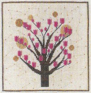 〔Fremme〕 刺繍キット 30-4877