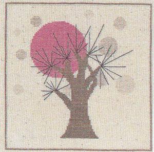〔Fremme〕 刺繍キット 30-5093