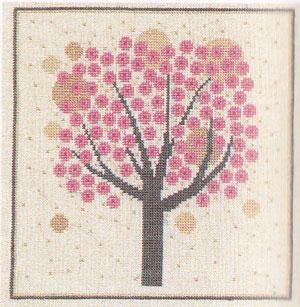 〔Fremme〕 刺繍キット 30-5094
