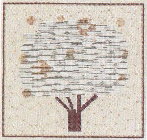 〔Fremme〕 刺繍キット 30-5095
