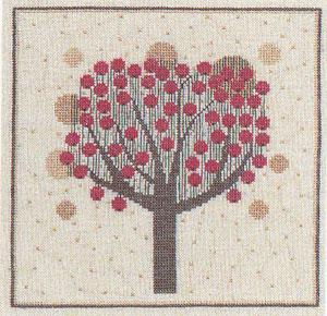 〔Fremme〕 刺繍キット 30-5096
