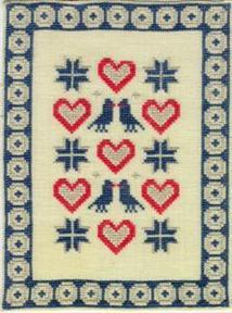 〔Fremme〕 刺繍キット 30-5176