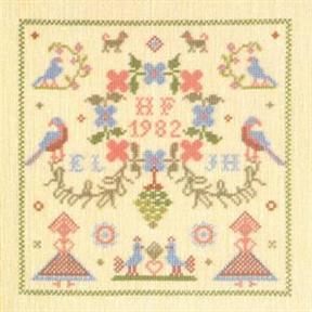 〔Fremme〕 刺繍キット 30-5183 <9月のおすすめキット>