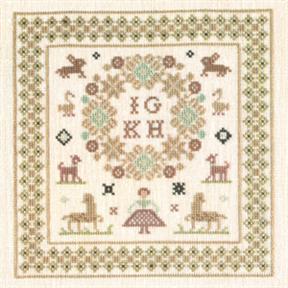 〔Fremme〕 刺繍キット 30-5184