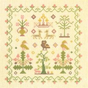 〔Fremme〕 刺繍キット 30-5187