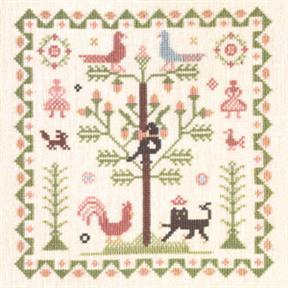 〔Fremme〕 刺繍キット 30-5188