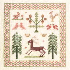 *〔Fremme〕 刺繍キット 30-5191