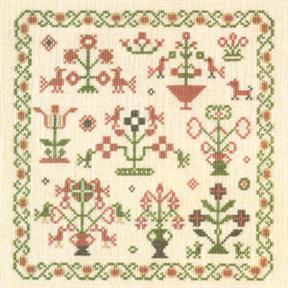 〔Fremme〕 刺繍キット 30-5192
