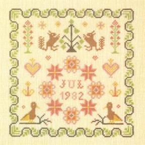 〔Fremme〕 刺繍キット 30-5194