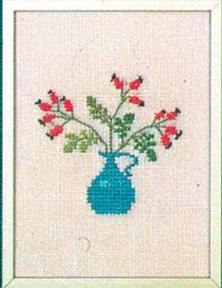 〔Fremme〕 刺繍キット 30-5483