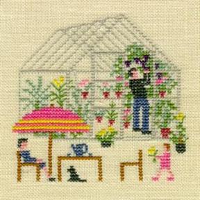 〔Fremme〕 刺繍キット 30-5784