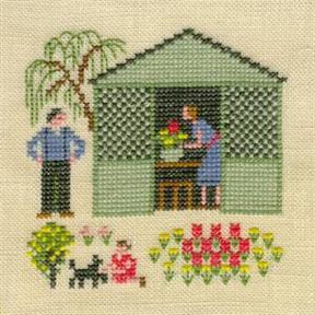 〔Fremme〕 刺繍キット 30-5786