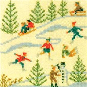 〔Fremme〕 刺繍キット 30-5791
