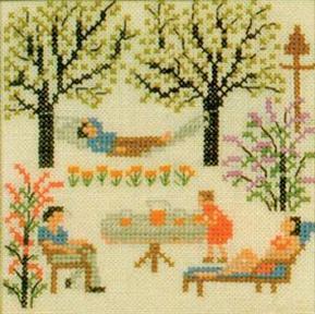 〔Fremme〕 刺繍キット 30-5792