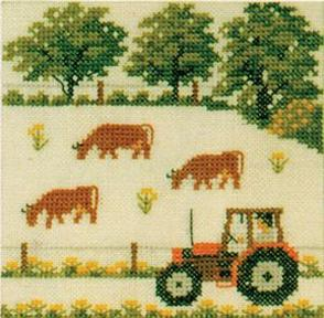 〔Fremme〕 刺繍キット 30-5793