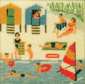 〔Fremme〕 刺繍キット 30-5795