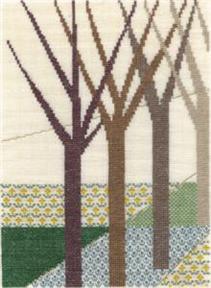 〔Fremme〕 刺繍キット 30-5827