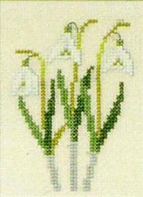 〔Fremme〕 刺繍キット 30-5874