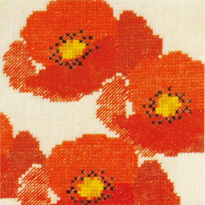〔Fremme〕 刺繍キット 30-5885