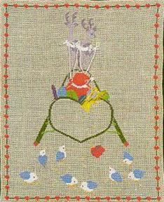 〔Fremme〕 刺繍キット 30-6002