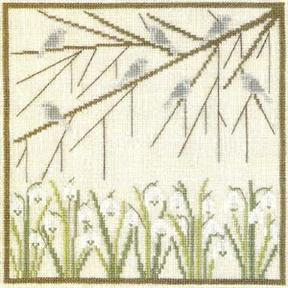 〔Fremme〕 刺繍キット 30-6201