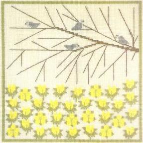 〔Fremme〕 刺繍キット 30-6202
