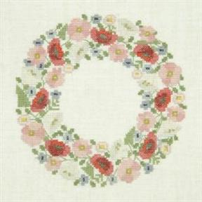 〔Fremme〕 刺繍キット 30-6250 【即日発送可】