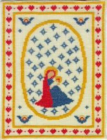 〔Fremme〕 刺繍キット 30-6347