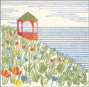 〔Fremme〕 刺繍キット 30-6364
