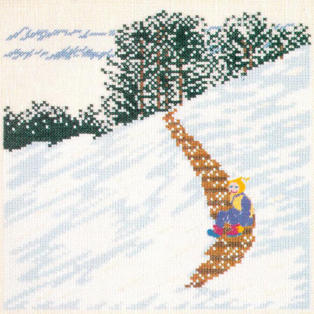 〔Fremme〕 刺繍キット 30-6462