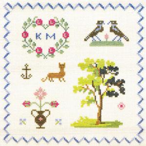 〔Fremme〕 刺繍キット 30-6534 ☆