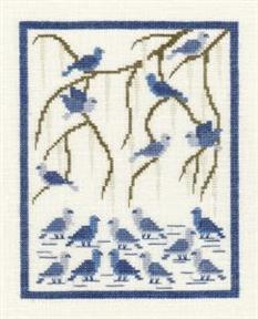 〔Fremme〕 刺繍キット 30-6603