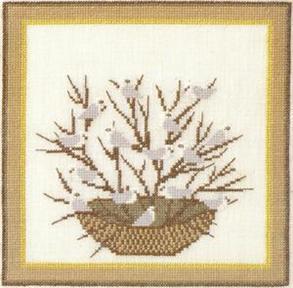 〔Fremme〕 刺繍キット 30-6618