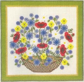 〔Fremme〕 刺繍キット 30-6623