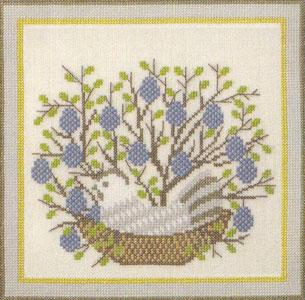 〔Fremme〕 刺繍キット 30-6629