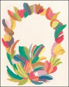 〔Fremme〕 刺繍キット 30-6643