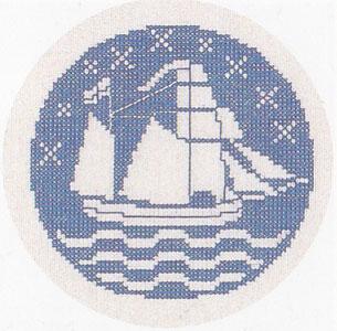 〔Fremme〕 刺繍キット 30-6682 ☆