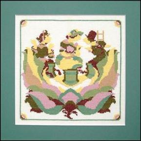 〔Fremme〕 刺繍キット 30-6777