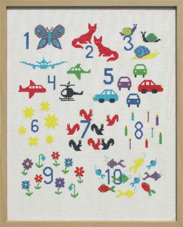 〔Fremme〕 刺繍キット 30-6939