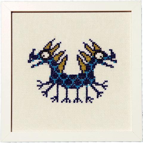 〔Fremme〕 刺繍キット 30-6943.02