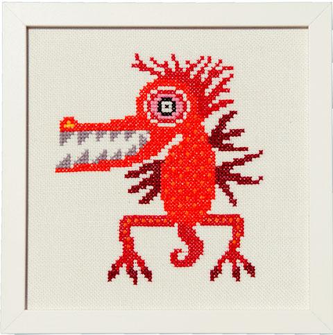〔Fremme〕 刺繍キット 30-6943.03