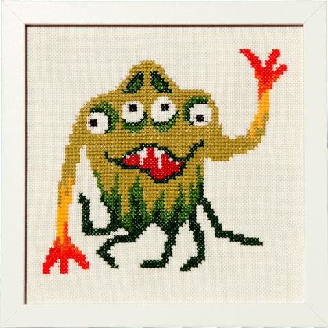 〔Fremme〕 刺繍キット 30-6943.04