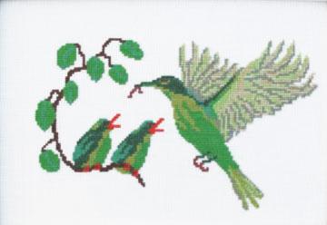 〔Fremme〕 刺繍キット 30-6961