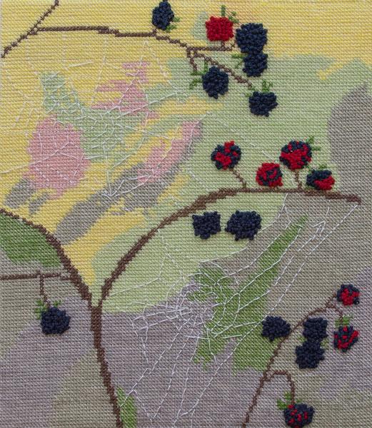 〔Fremme〕 刺繍キット 30-7110