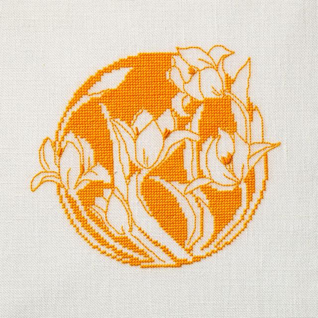 〔Fremme〕 刺繍キット 30-9982_04