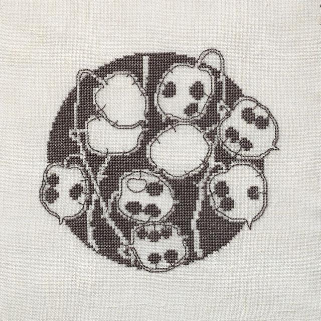 〔Fremme〕 刺繍キット 30-9982_10