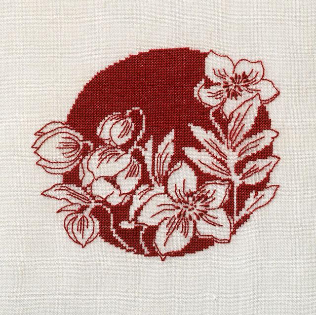 〔Fremme〕 刺繍キット 30-9982_12