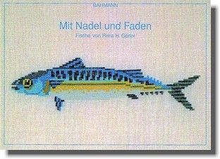 〔Bahmann〕 図案集 Fische