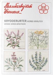 〔Fremme〕 図案集 52-2110 Herbs