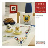 〔Bahmann〕 カタログ Nadel Fanden Fantasie Colloction 2002